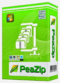 Download Software PeaZip 5.5.3 Terbaru Gratis