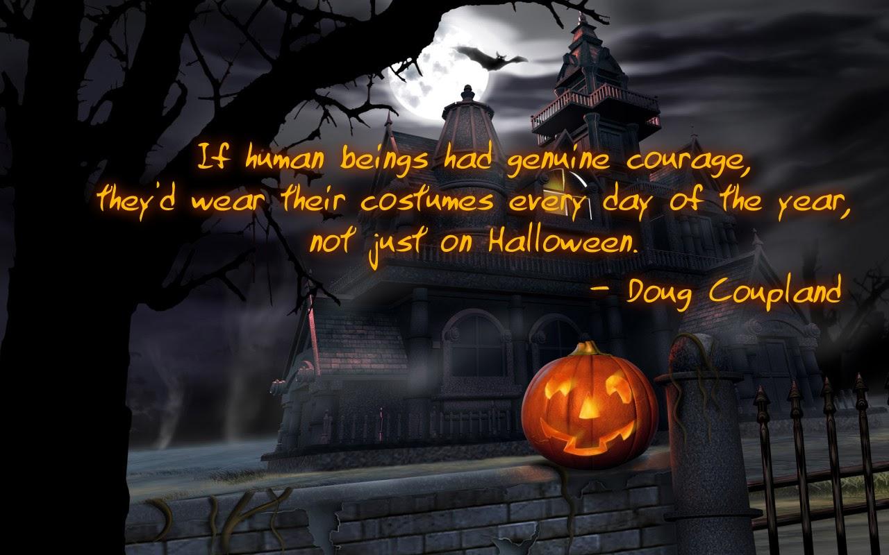 Happy Halloween Friends Quotes. QuotesGram