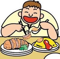 Bahaya diet dan makan terlalu banyak - Echotuts