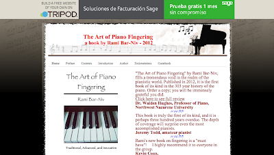 advanced and innovative piano fingering. Illustrated with countless photos, music-score samples, and diagrams.