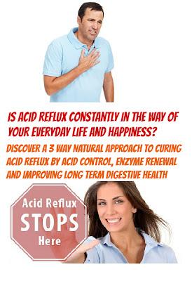 acid reflux system