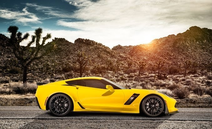 2015 Chevy Corvette Most Powerful Corvette Ever Built