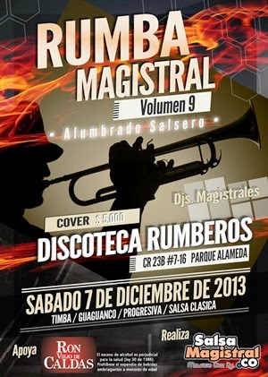 RUMBA MAGISTRAL 9