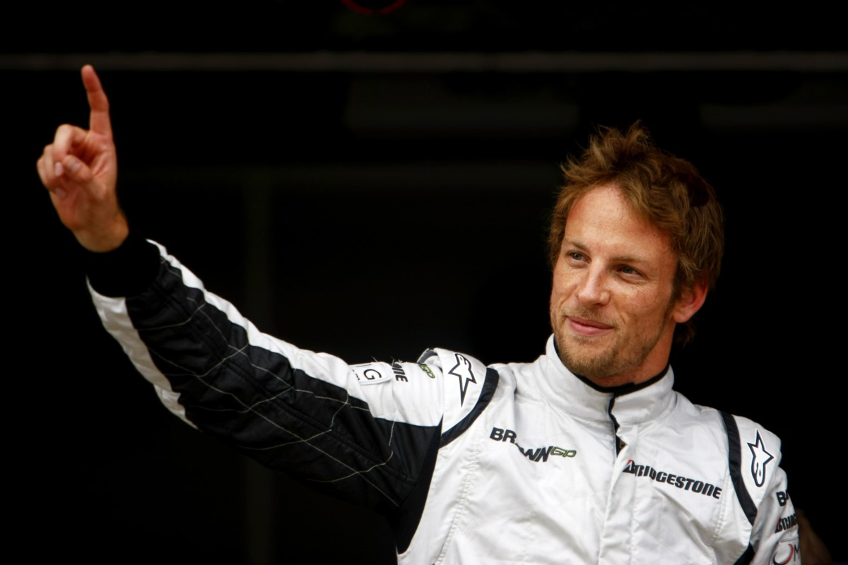 informations, videos and wallpapers: Jenson Button
