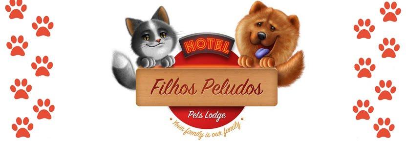 Filhos Peludos - Pets Lodge Dubai