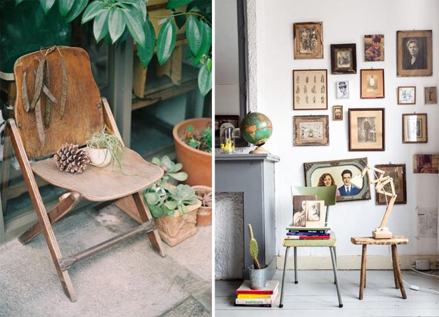 tendance decoration les chaises