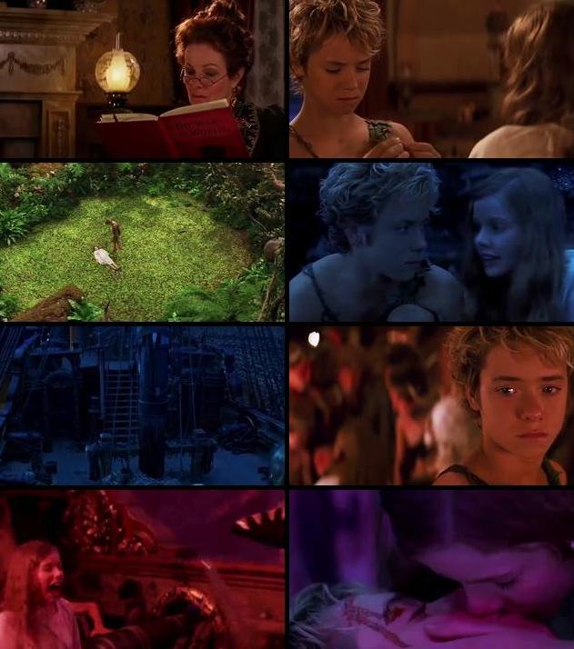 Peter Pan 2003 Dual Audio 480p BRRip