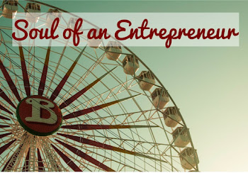 Soul of an Entrepreneur blog