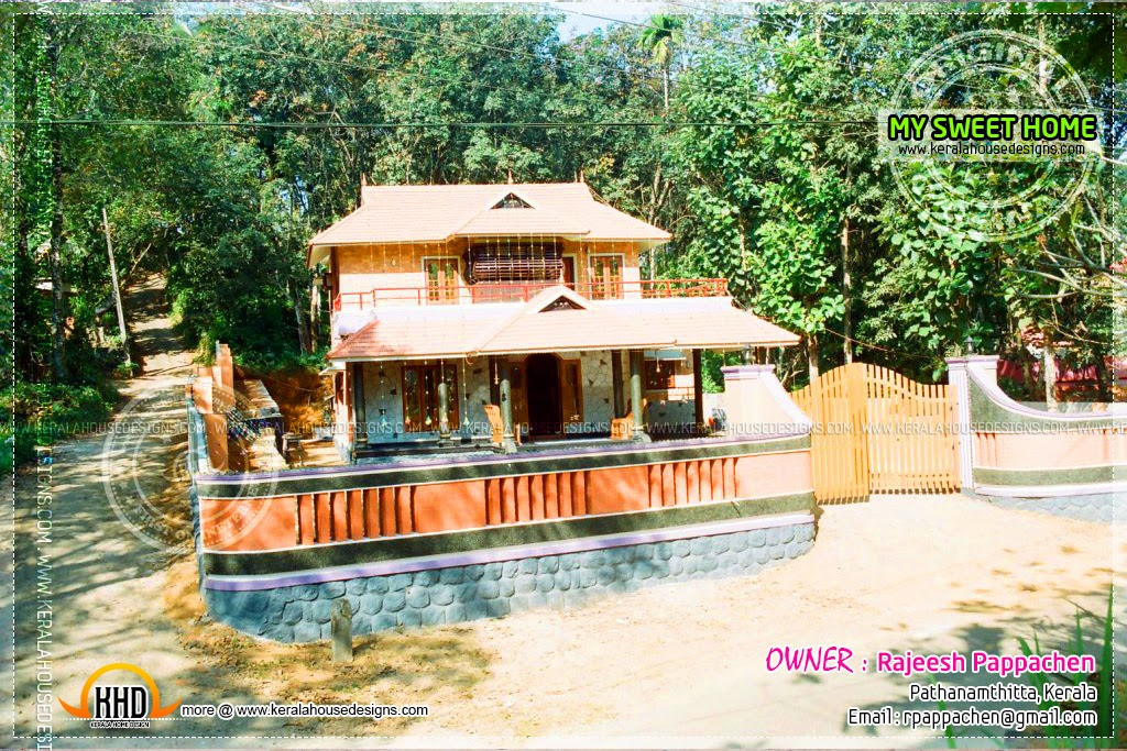 Beautiful house in Kerala | Indian House Plans