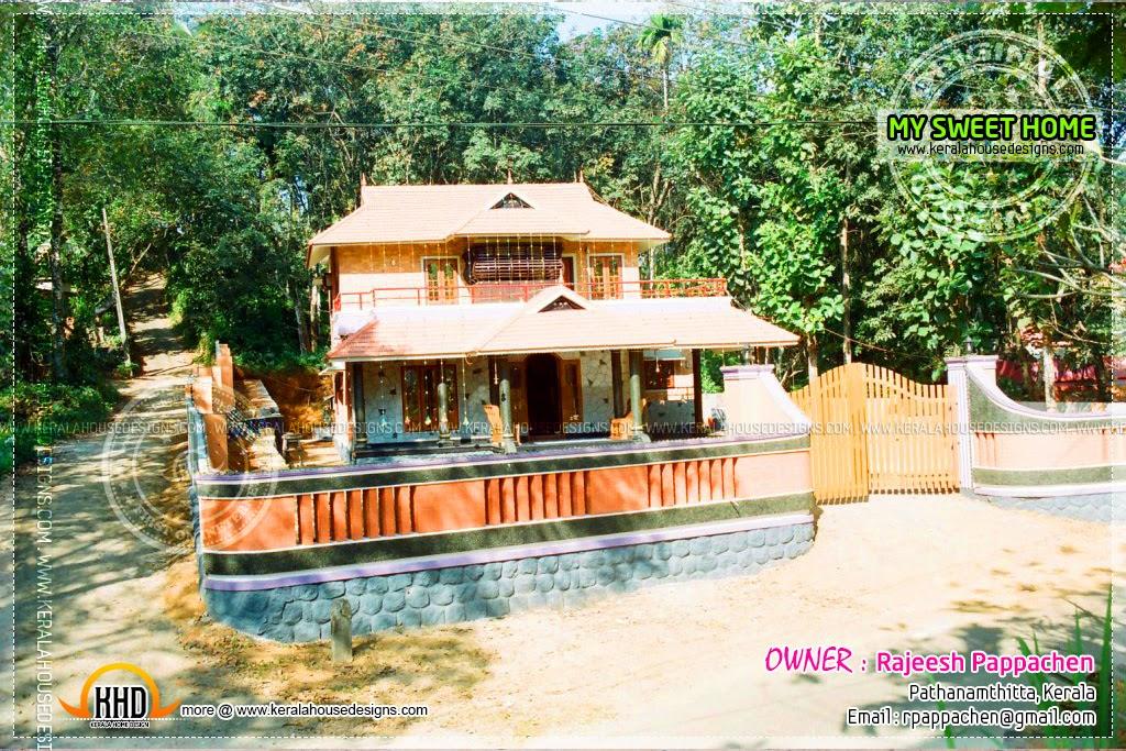 Beautiful House In Kerala Kerala Home Design And Floor Plans