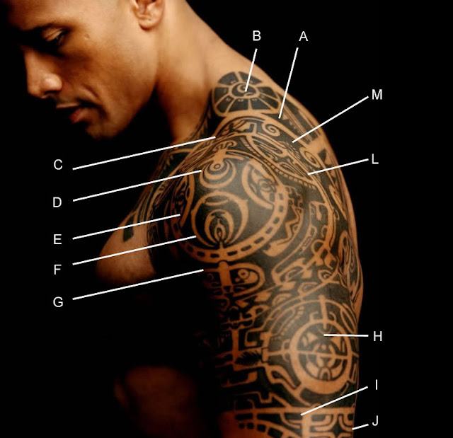 Tattoo Maori Dwayne Johnson E O Significado Tattoo TattoosKid