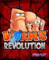 Download pc Game Worms Revolution 2012