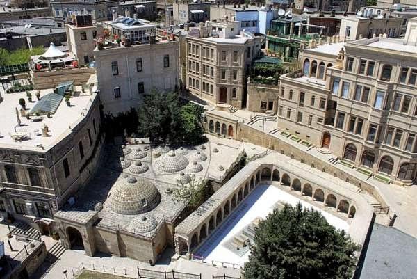 Hajji Gayyib bathhouse