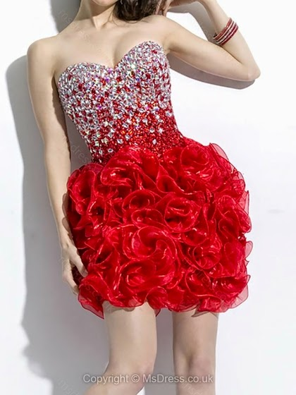 Shop Red Prom Dresses At MsDress.co.uk | Diva Likes