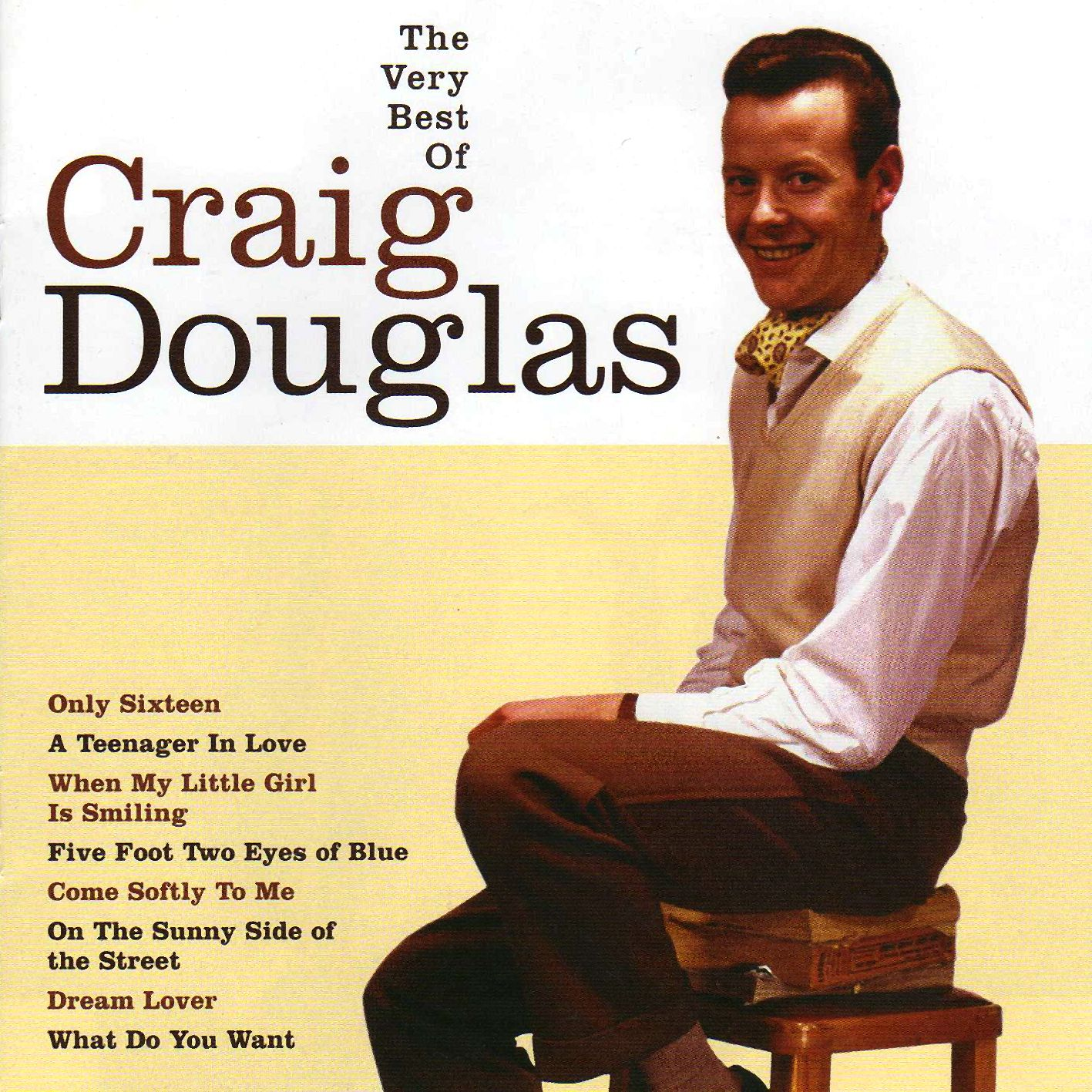 Craig Douglas - When My Little Girl Is Smiling