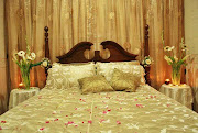 Wedding Room Decoration/Bedroom Decoration