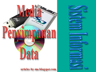 Jenis Jenis Media Penyimpanan Data