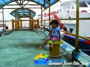 dermaga kapal express pelabuhan jepara