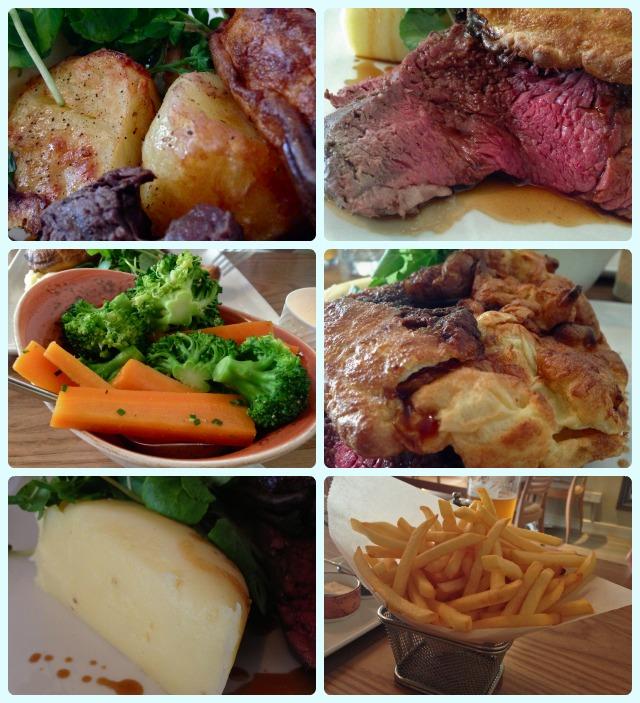 Eric's Restaurant, Huddersfield - Sunday Roast