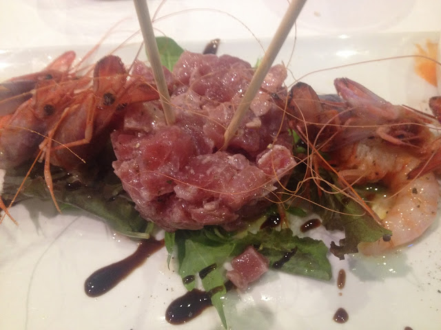 Foto del blog Foodpics Italy: ad ognuno la sua tartare di pesce o carne