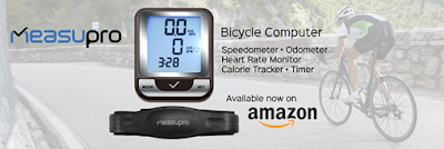 MeasuPro Wireless Bicycle Computer  #MeasuPro