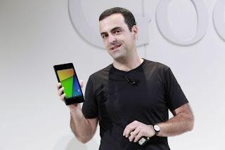 L'un des patrons d'Android Hugo Barra
