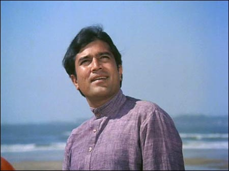 rajesh khanna, anand, directed by hrishikesh mukherjee