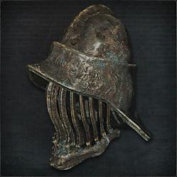 Iron Yahargul Helm