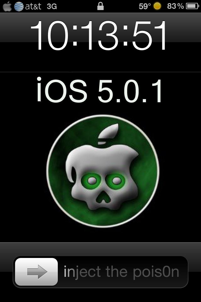 Greenpoison To Jailbreak iOS 5.0.1 Untethered Very Soon