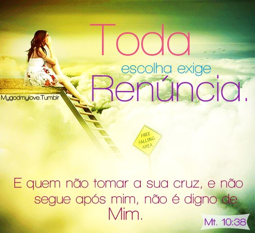 1 Coríntios 137 O Amor E A Renúncia Aninha Rodrigues M