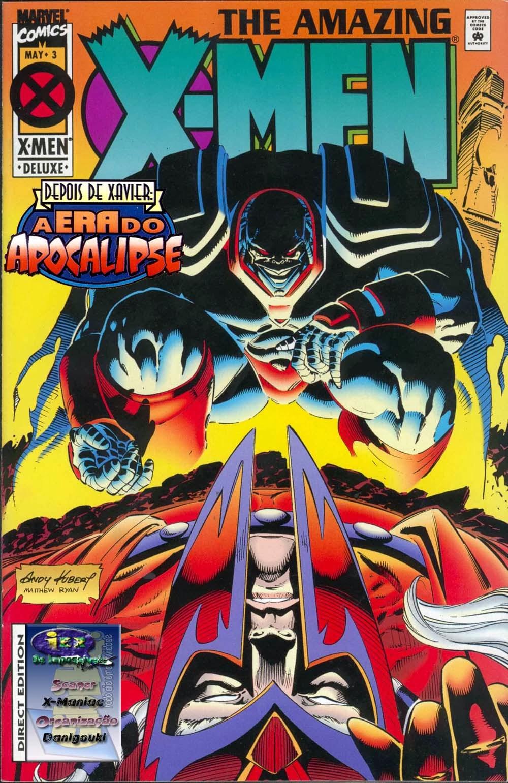 X-Men - A Era do Apocalipse #31