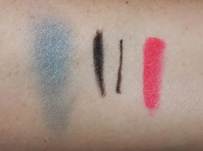 Sept 2013 Ipsy swatches