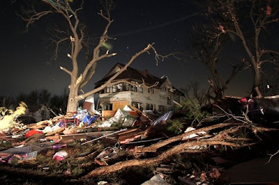 >Biggest Storm Of Season Brings Deadly Tornadoes & Blizzards