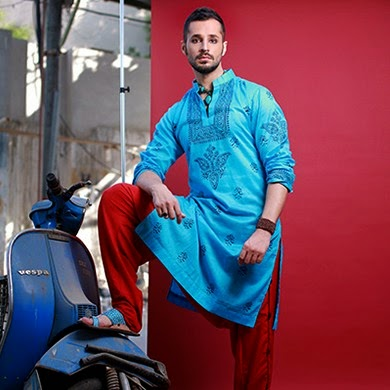 Arsalan Iqbal Rangeen Collection 2014