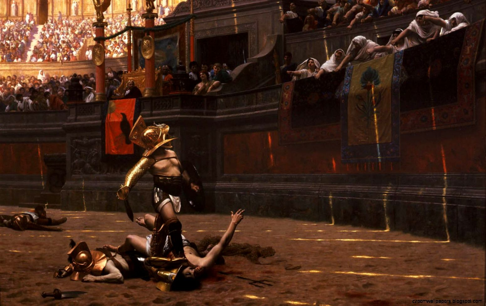 Gladiator Wallpapers   Wallpaper Cave