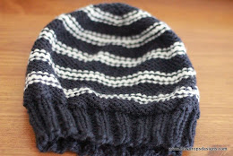 Free Pattern-Mens Hat