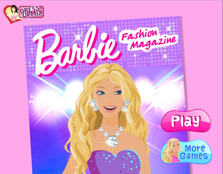 Permainan Barbie Magazine Online Gratis   100% PERMAINAN GAMES MASAK ...