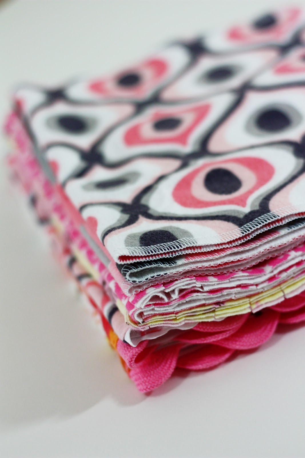 Burp cloth tutorial 3 easy ways sew much ado materials for all variations baditri Image collections