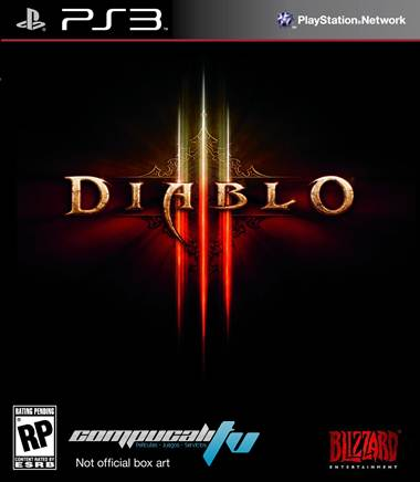 Diablo III PS3 Español Region Free Duplex