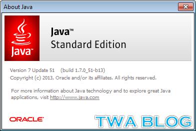 Java Oracle For Mac