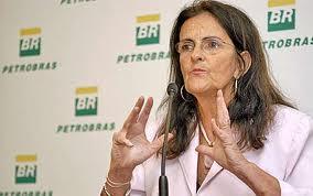"""Graça Foster da Petrobras na lista de poderosas da """"Fortune"""""""