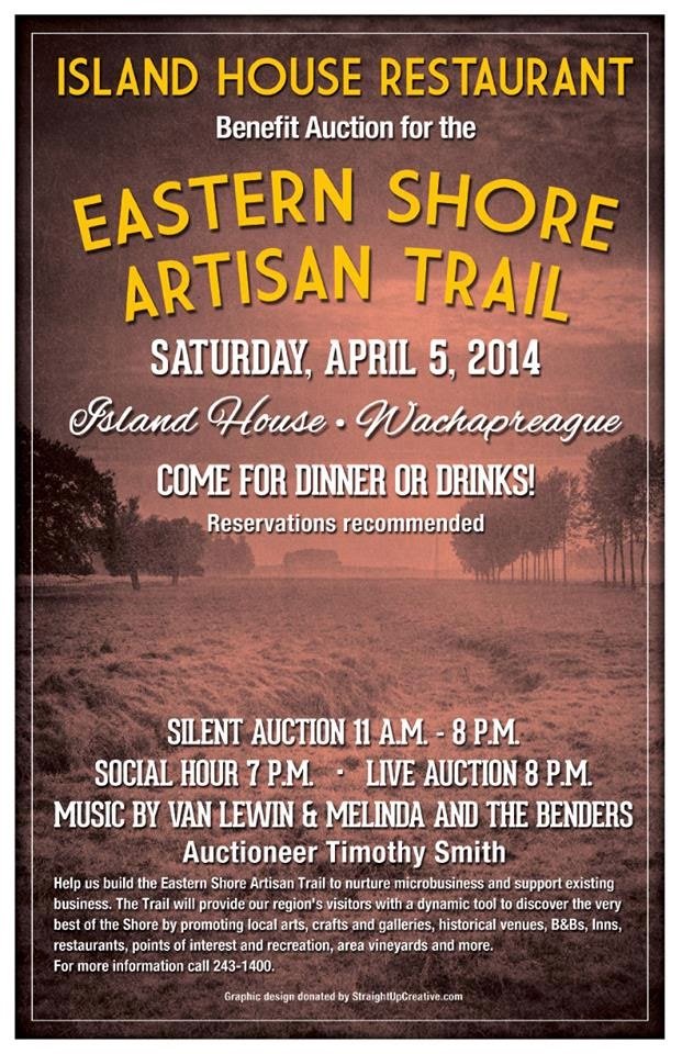 Eastern Shore Artisan Trail Benefit Auction