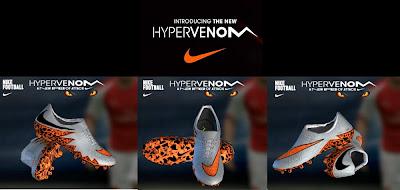 New Nike hypervenom 2