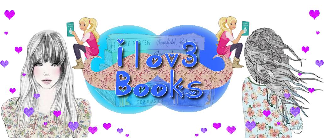 I Lov3 Books