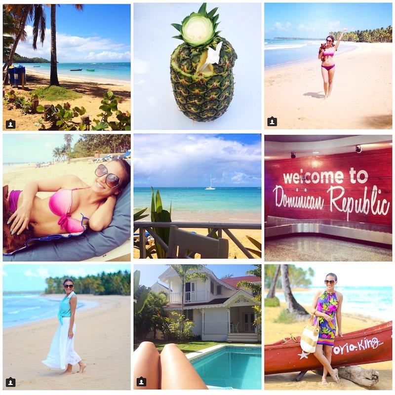 dominican republic las terranes vacation love olia