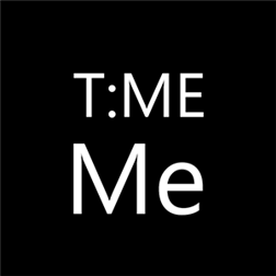 TimeMe Tile for Windows and Windows Phone