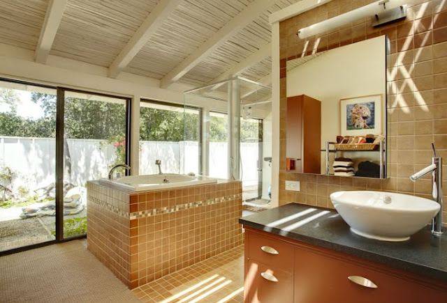 Cliff may alisal ranch the classic mid century home for sale for Bathroom 75 million