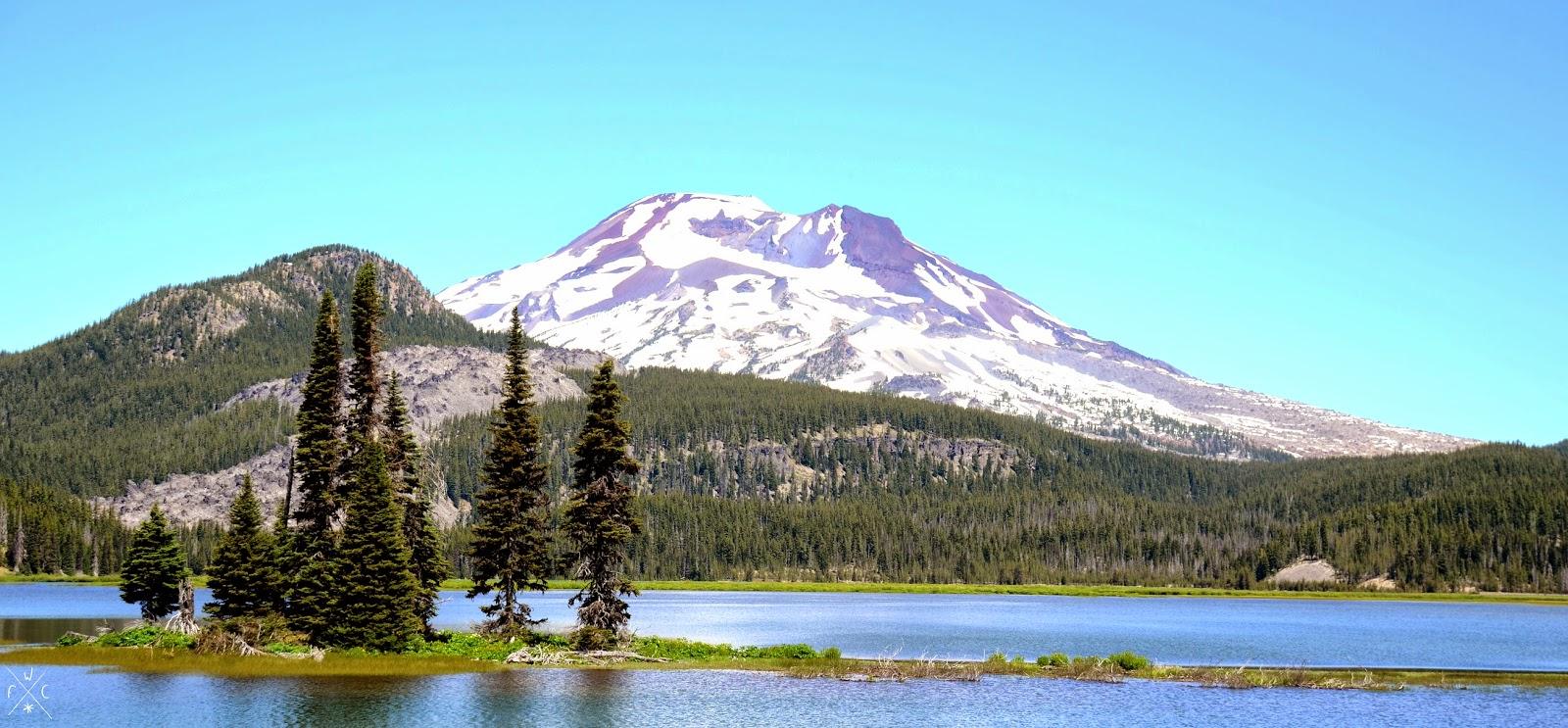 Deschutes National Forest, Oregon, USA