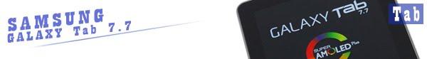 Samsung Galaxy Tab 7.7 : tablet x phone
