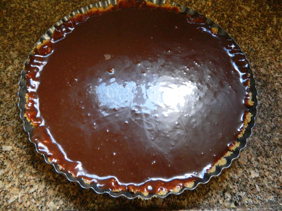 Especial de Natal Torta de Nutella